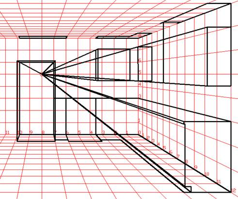 Perspective Amp Isometric Drawing