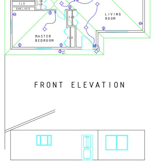 Small Up And Down House Design American Hwy